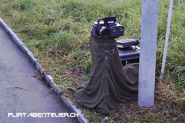 Radar: Das Aufnahmegerät